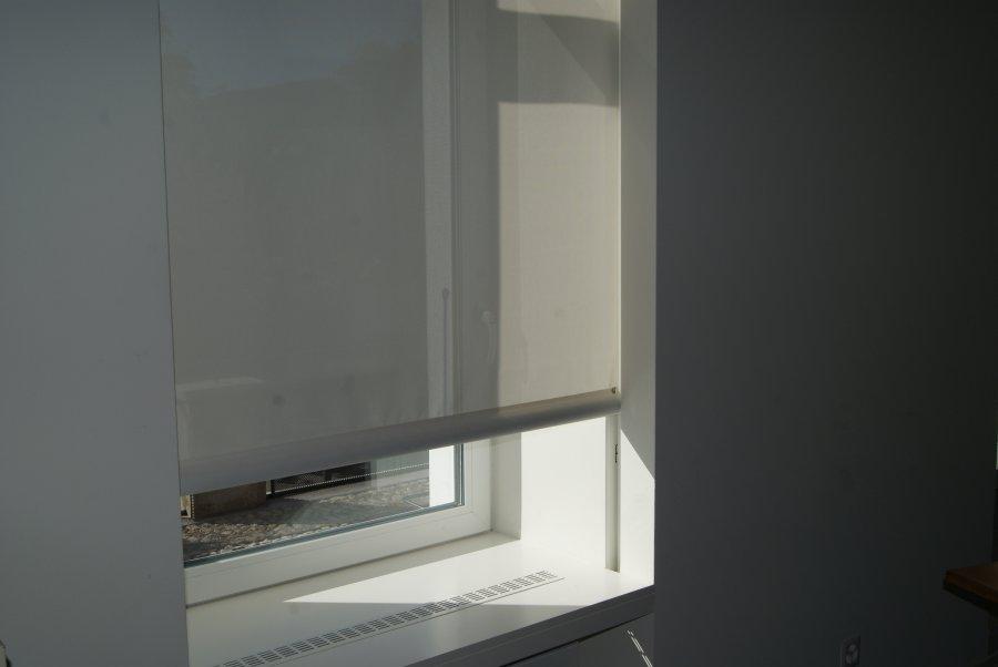Tende avvolgibili per interni tende trasparenti per for Shiny home tende a rullo